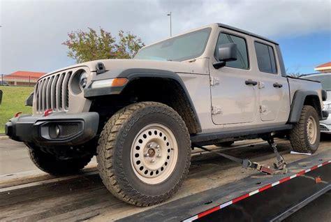 jeep gladiator      fast furious