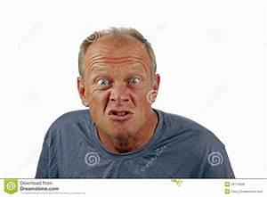 Man With Angry Facial Expression Royalty Free Stock Photos ...