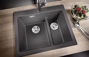 Großes Waschbecken Küche : k chensp le ratgeber blanco franke und schock sp len ~ Michelbontemps.com Haus und Dekorationen