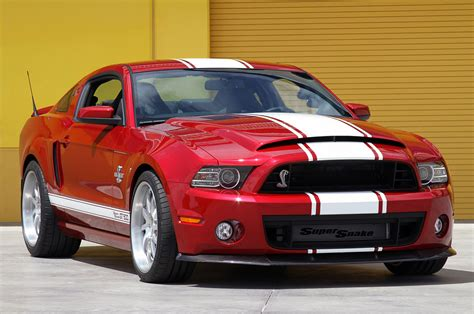 Ford Mustang Shelby Gt500 Super Snake 2018