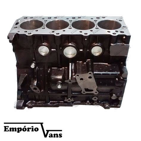 bloco motor hyundai hr 2 5 kia bongo k2500 l200 original