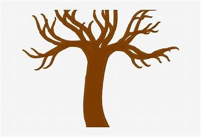 Tree Clip Bark Stem Clipart Bare Nicepng