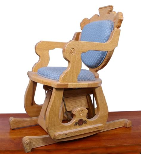 project plan child s glider chair