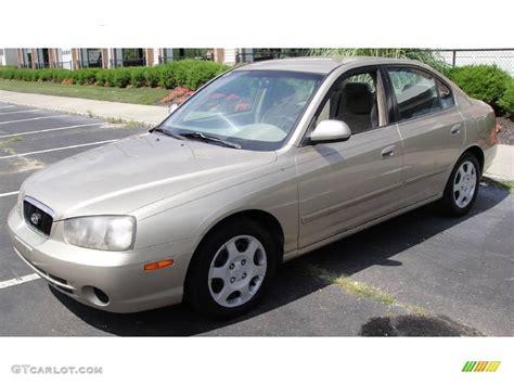 2001 Hyundai Elantra Gls by 2001 Chagne Hyundai Elantra Gls 16456989 Gtcarlot