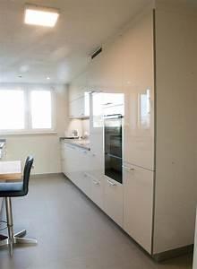 Echtholz Arbeitsplatte Küche : k che auf hochglanz lackiert ~ Michelbontemps.com Haus und Dekorationen