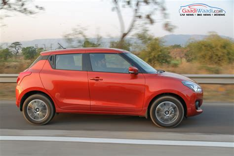 2018 Maruti Suzuki Swift India Launch Date, Price, Engine