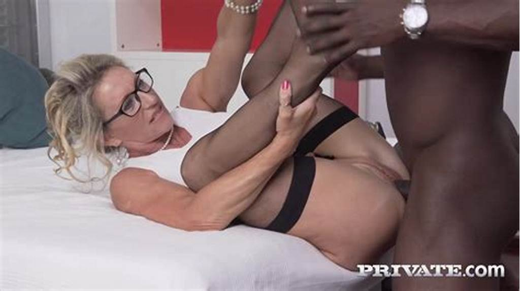 #Mature #French #Marina #Beaulieu #Loves #That #Black #Meat #Stick