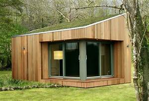 Garden offices garden rooms and timber garden office for Timber garden office