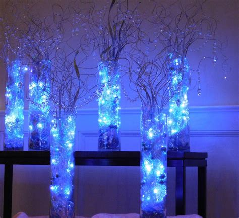 Pin By Donna Donoghue On Tiffany Co Party Centerpieces