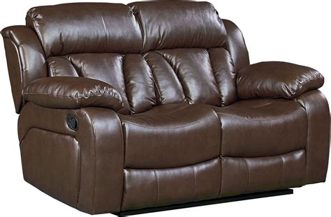 chocolate brown reclining sofa north shore chocolate brown reclining living room set