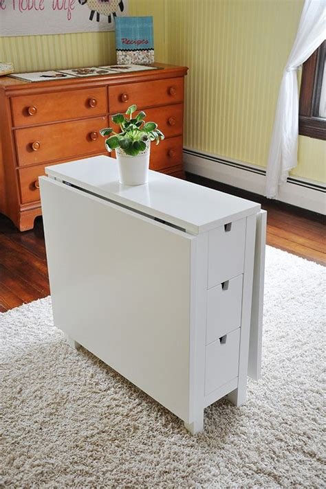 Ikea Tisch Norden by 33 Ways To Use Ikea Norden Gateleg Table In D 233 Cor Digsdigs