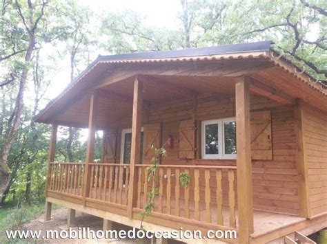 mobil home chalet 35m2 224 vendre achat vente mobil home