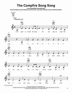 The Campfire Song Song Sheet Music Direct