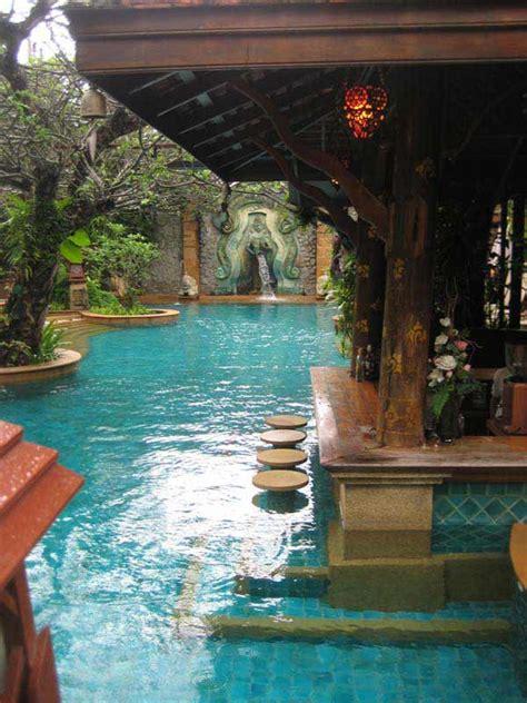 summer pool bar ideas  impress  guests architecture design