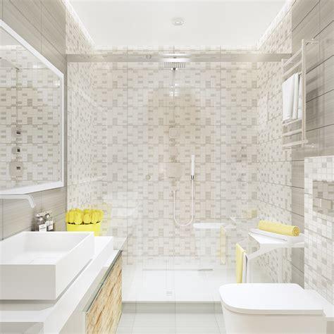 gray tile bathroom interior design ideas