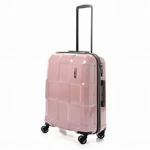 Titan Koffer Rosa : epic crate reflex trolley 66 cm 4 rollen rosa reisekoffer ~ Kayakingforconservation.com Haus und Dekorationen