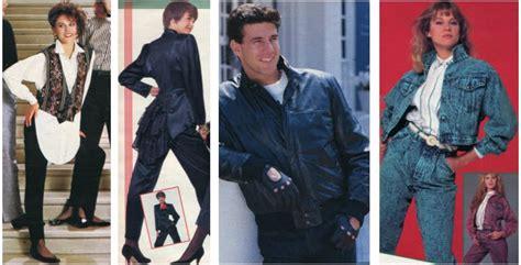 1980's Oversize Shirt And Pants, Satin Tuxedo, Leather