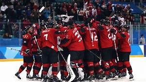 Winter Olympics 2018: Canada edges Finland 1-0, faces ...