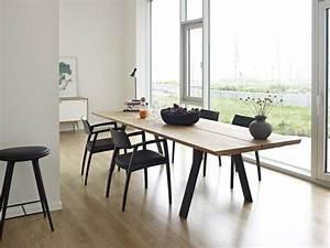 Moderne Stühle Esszimmer : 20 wohnideen f r das moderne esszimmer aequivalere ~ Markanthonyermac.com Haus und Dekorationen