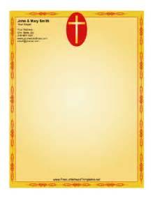 Free Religious Letterhead Templates