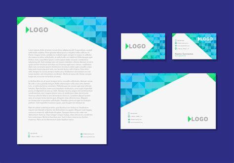 letter head design business cards artigos de papelaria de