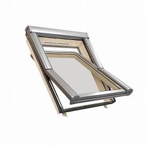 Dachfenster Mit Eindeckrahmen : roto dachfenster aus holz mit eindeckrahmen ~ Orissabook.com Haus und Dekorationen