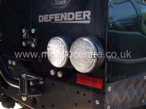 95mm svx led rear light set land rover defender series nas style ls oem parts
