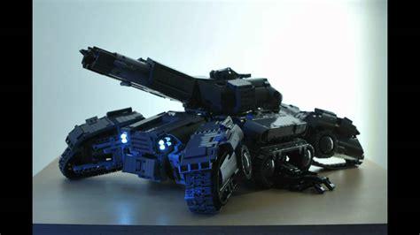 siege lego starcraft lego technic siege tank stopmotion