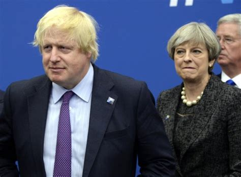 Boris Johnson to draw battle lines against Theresa May in ...