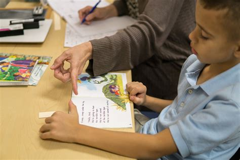 Reading recovery program changes students's lives ...
