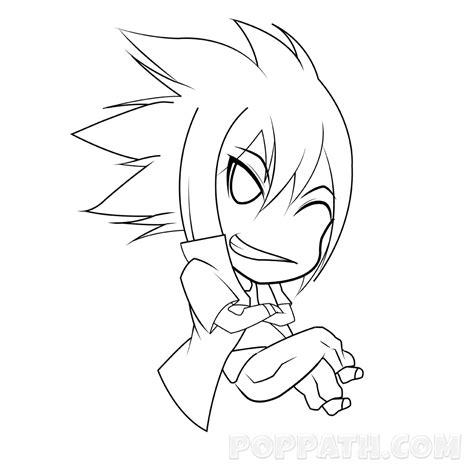 anime chibi sitting how to draw a chibi boy pop path