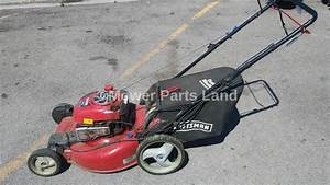 Replaces Craftsman Lawn Mower Model 917 370433 Cutting