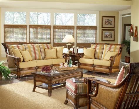 Home Decor Group : The Indoor Wicker Furniture Masterpieces To Adorn Your