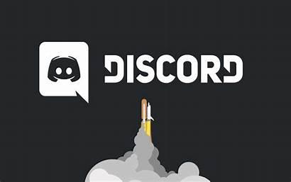 Discord Branding Server Launching Supersonic Speeds Background