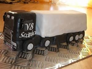 Geburtstag Erwachsene Scania V8