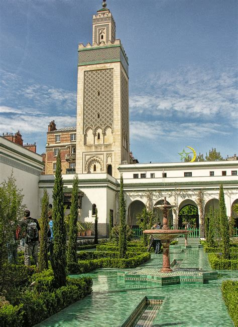 See more ideas about paris mosque, mosque, paris. Pictures - Grande Mosquée de Paris   Masjidway