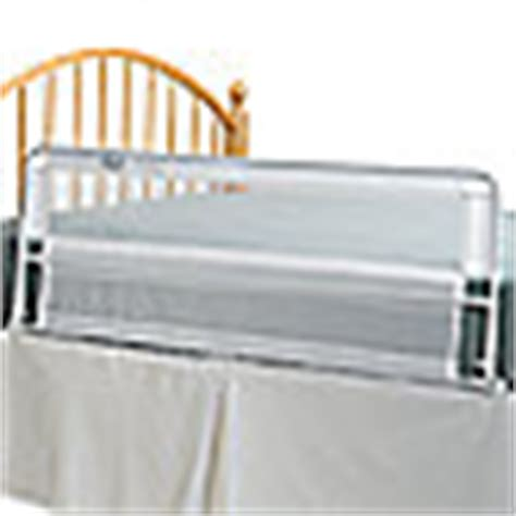 hide away extra long 54 inch portable bed rail by regalo