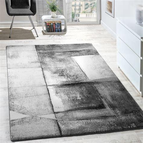 tappeto design moderno tappeto per soggiorno di tendenza grigio tapetto24