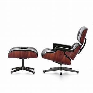 Eames Chair Lounge : vitra eames lounge chair ottoman ~ Buech-reservation.com Haus und Dekorationen