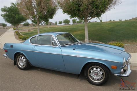 Volvo Restoration by 1972 Volvo P1800 Coupe Beautiful Restoration A C Overdrive