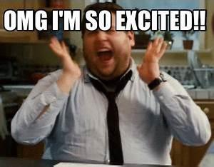Meme Maker - Omg I'm so excited!! Meme Maker! | High-lari ...
