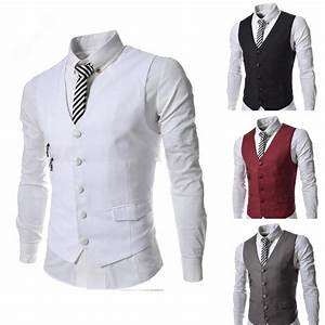 2015 new arrival casual men wedding vest mens formal dress With mens dress vests wedding