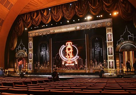 nominees revealed  delayed tony awards  york daily
