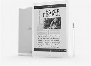 U0026quot Remarkable U0026quot  E-ink Tablet With Full Stylus Support Available For Pre-order