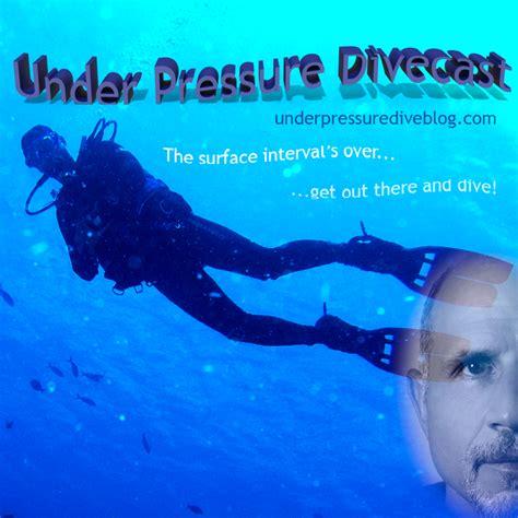 pressure divecast scuba diving podcast