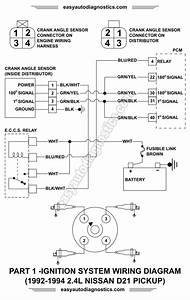 1984 Nissan Pickup Wiring Diagram