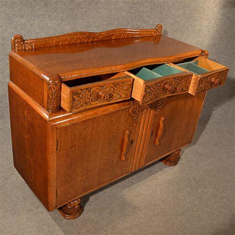 Deco Sideboards by Antiques Atlas Deco Sideboard Cabinet Buffet Cupboard