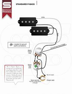 Wiring Diagram For A Fender Jazz Bass
