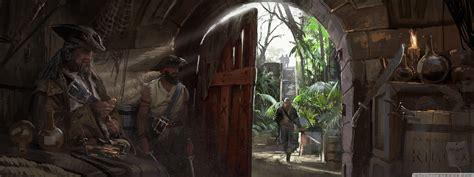 assassins creed iv black flag pirates  hd desktop
