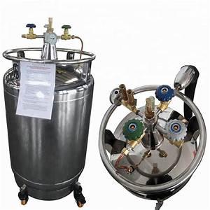 Azote Liquide Achat : ydz 30 cryog nique sous pression cylindre d 39 azote liquide ~ Melissatoandfro.com Idées de Décoration